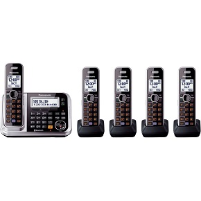 Panasonic Link2Cell Bluetooth Enabled Phone KX-TG7875S