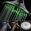 Dream Spa Ultra Luxury Rainfall LED Shower Head