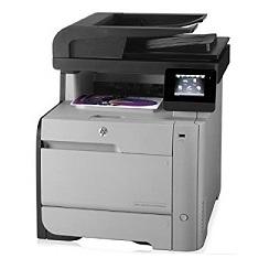 HP M476nw LaserJet Pro