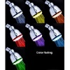 MagicShowerhead 7 LED Colors Fading Shower Head