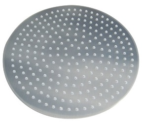 ALFI brand RAIN16R 16-Inch Solid Round Ultra-Thin Rain Shower Head
