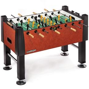 Carrom 530.00 Signature Foosball Table
