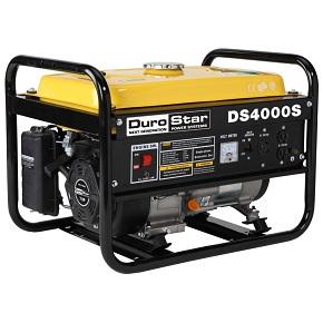 DuroStar DS4000S 4,000 Watt 7.0 HP OHV 4-Cycle Gas Powered Portable Generator