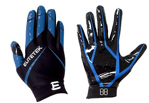 EliteTek RG-14 Football Gloves