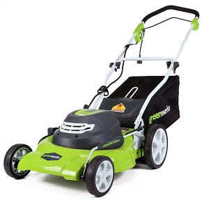 "GreenWorks 25022 12 Amp 20"" Corded"