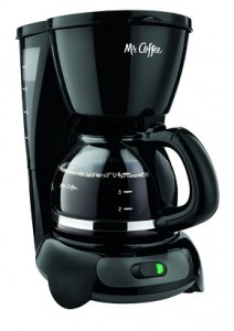 Mr. Coffee TF5 4-Cup Switch Coffeemaker