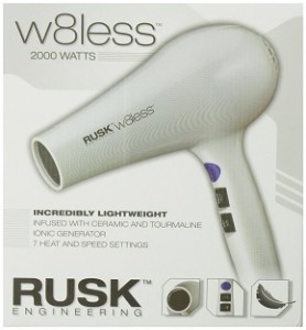 Rusk W8less Professional Lightweight Hair Dryer