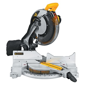 The DEWALT DW715 15-Amp 12-Inch Single-Bevel Compound Miter Saw