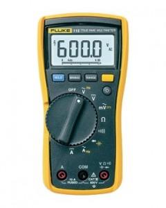 The Fluke 115 Compact True-RMS Digital Multimeter