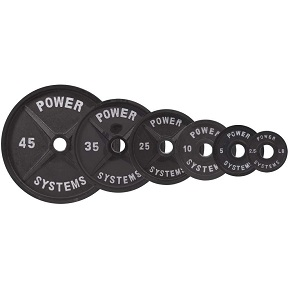 The Power Systems Pro Olympic Plate