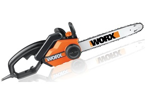 WORX WG303.1 16-Inch Chain Saw 3.5 HP 14.5 Amp