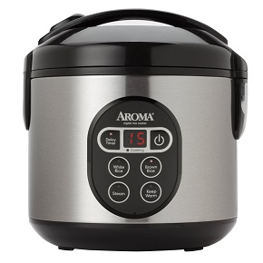 Aroma Digital Rice Cooker and Steamer