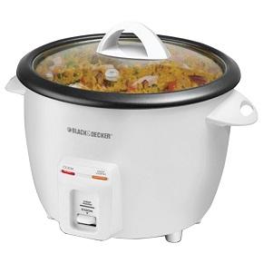 Black & Decker RC3314W Rice Cooker