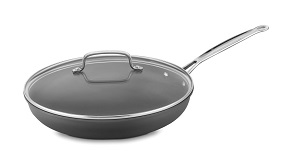 Cuisinart 622-30G Chef's Classic Nonstick Hard-Anodized 12-Inch Skillet