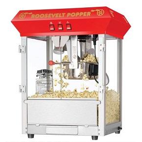 Great Northern Popcorn 6010 Roosevelt Top Antique Style Popcorn Popper Machine