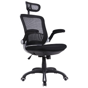H&L Office High Back Mesh Executive & Managerial Desk Chair