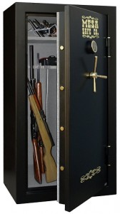 Mesa Safe Company MBF6032E 14.4 Cubic Foot 30 Rifle Gun Safe