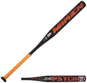 Miken Izzy Psycho Supermax USSSA Slowpitch Softball Bat