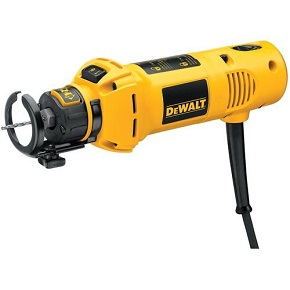 The DEWALT DW660 Cut-Out 5 Amp 30,000 RPM Rotary Tool