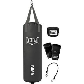 The Everlast 70-Pound MMA Heavy-Bag Kit