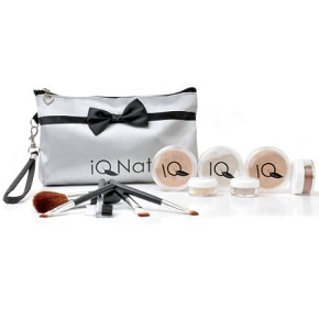 IQ Natural 12pc XL Mineral Makeup Set