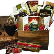 Art of Appreciation Gift Baskets Coffee Lovers Care package Gift Box