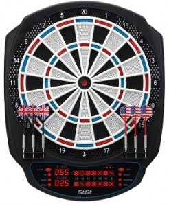 Fat Cat Rigel 13-Inch Electronic Soft Tip Dartboard