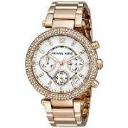 Michael Kors Parker Rose Gold Watch