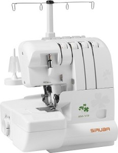SiRUBA HSO-747D Overlock Sewing Machine