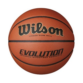 Wilson Evolution Indoor Game Basketball Official