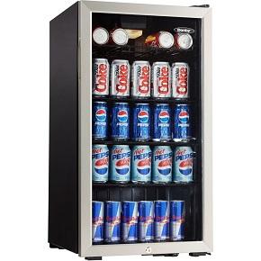 Danby DBC120BLS Beverage Center