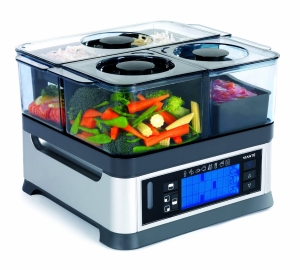 Viante CUC-30ST Intellisteam Counter Top Food Steamer