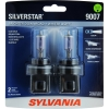 SYLVANIA 9007 SilverStar High Performance Halogen Headlight Bulb