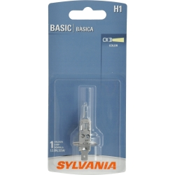 SYLVANIA H1 Basic Halogen Headlight Bulb