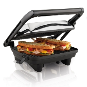 25460A Panini Press Gourmet Sandwich Maker