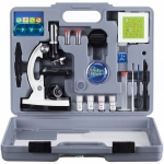 AMSCOPE-KIDS M30-ABS-KT2-W Beginner Microscope Kit
