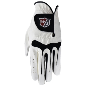 large Wilson Staff Mens Grip Soft Golf Gloves