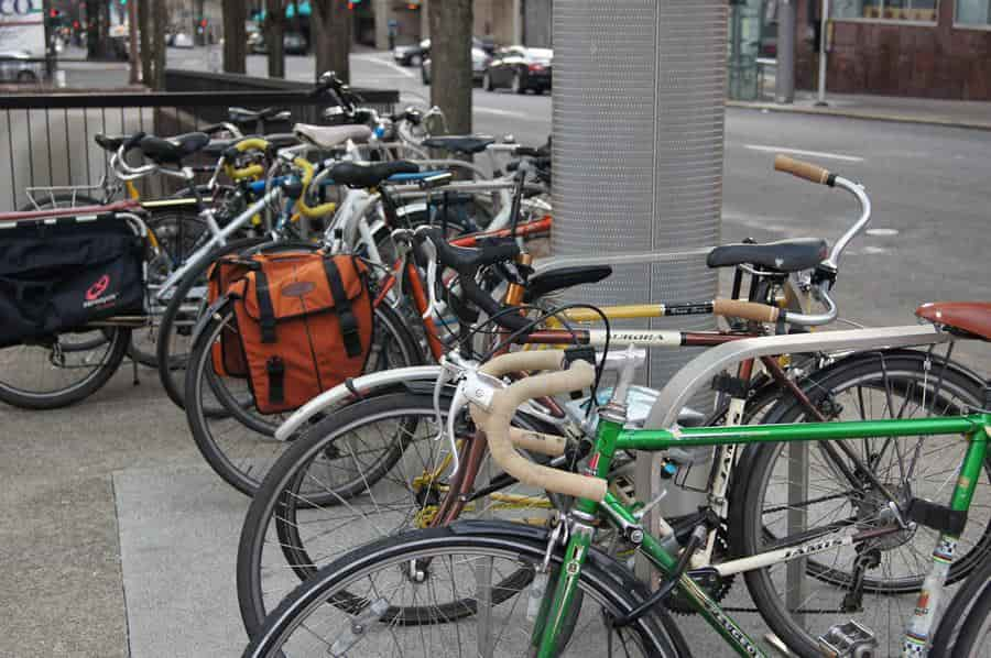 most bike friendly cities usa - portland