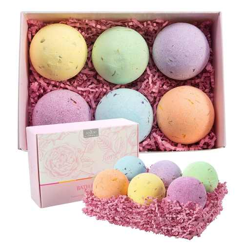 Anjou Bath Bombs Gift Set