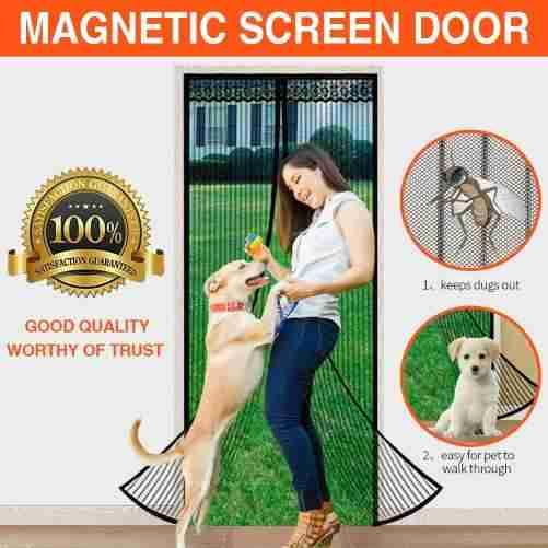 Looch Magnetic Screen Door