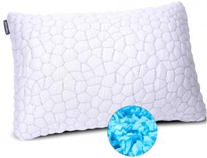 Teemour Gel Memory Foam Pillow