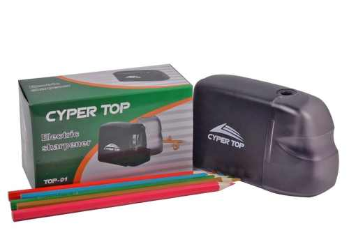 CYPER TOP Heavy Duty Electric Pencil Sharpener