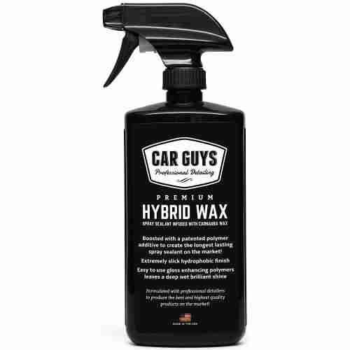 CarGuys Hybrid Spray Wax