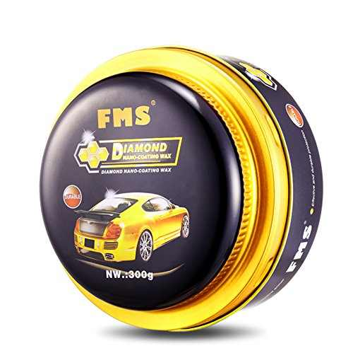 FMS Shiny Polishing Carnauba Paste Car Wax