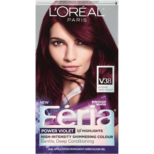 L'Oreal Paris Feria Permanent Hair Color