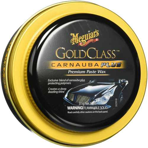 Meguiars Gold Class Carnauba Plus