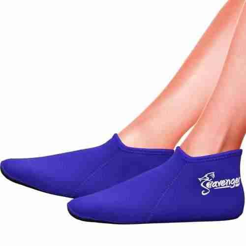 Seavenger Wetsuits Premium Neoprene Water Fin Sock