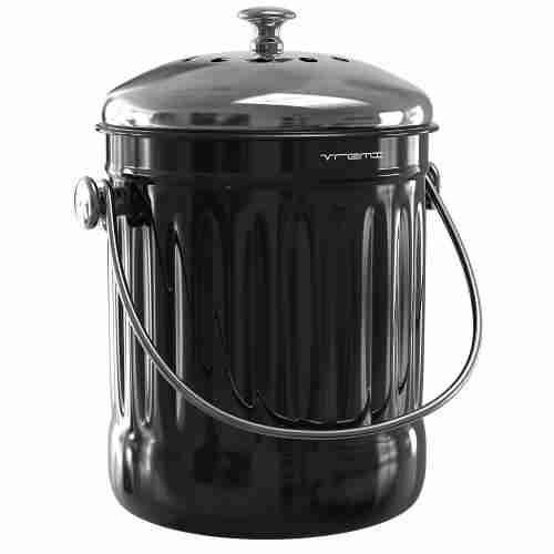 Vremi Kitchen Compost Bin