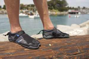 best surf booties review guide - featured image