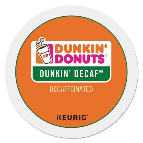 Dunkin Donuts Decaf Coffee K-Cups